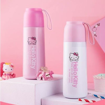 Hello Kitty Stainless Steel 450ml Flask