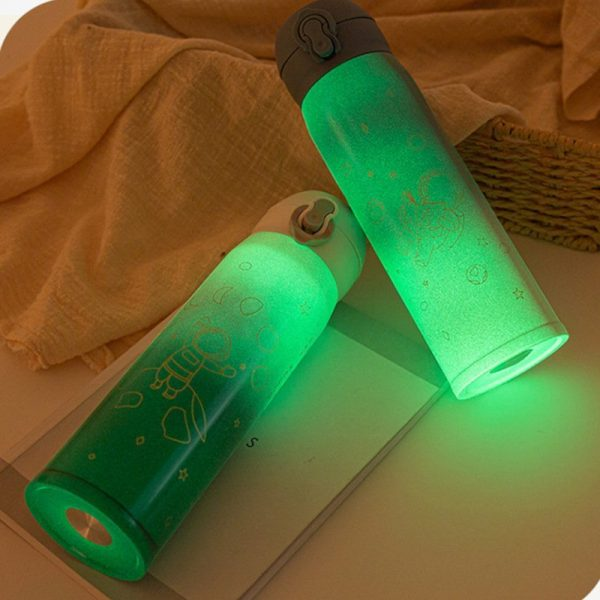 Glow-in-dark Thermos Portable 320ml
