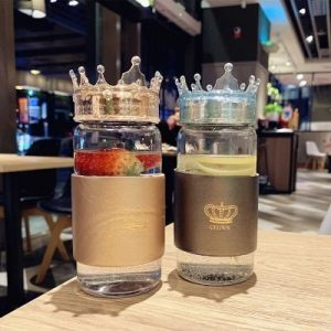 Crown Glass Water Tumbler 320ml