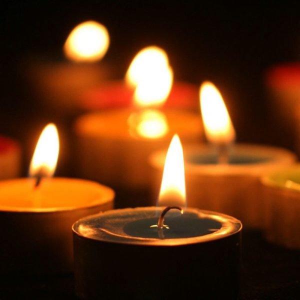 Smokeless Scented Tea 9 Candles