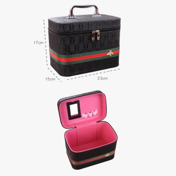 Great Makeup Bag Cosmetic Case Storage Box