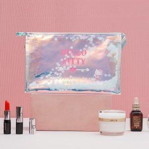 Hello Kitty Cosmetic Bag Portable