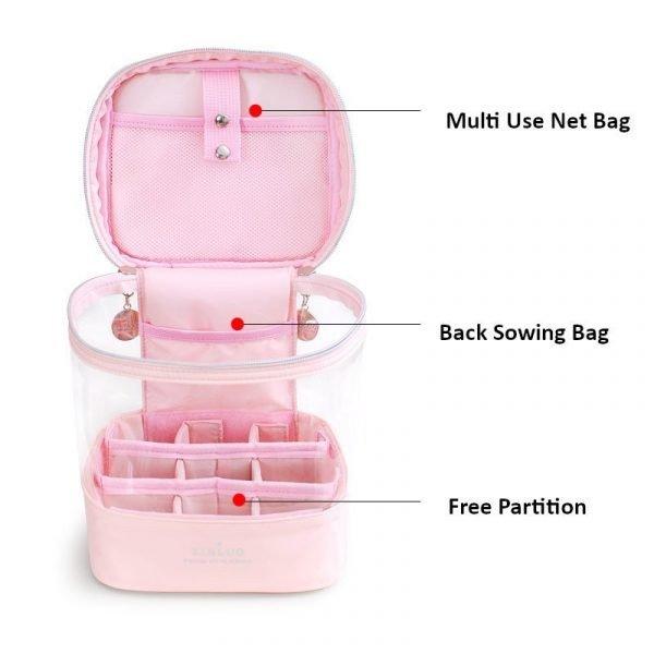 Transparent Waterproof Travel Bag