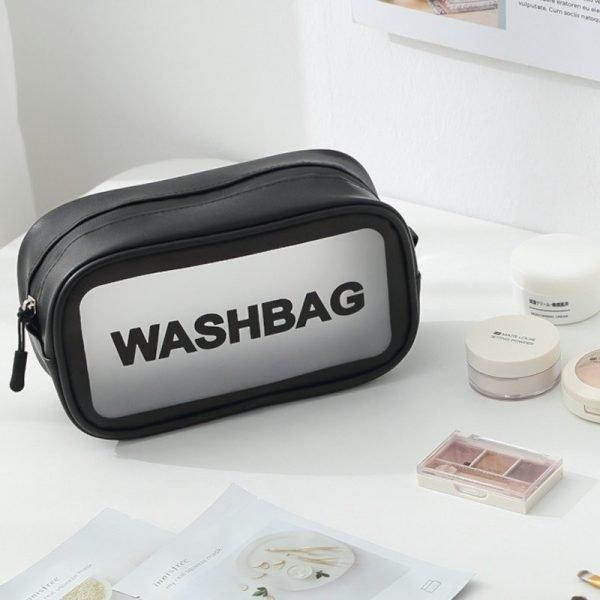 Transparent Waterproof Makeup Bag