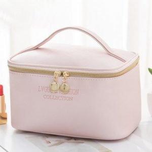 Portable Waterproof Cosmetic Handbag