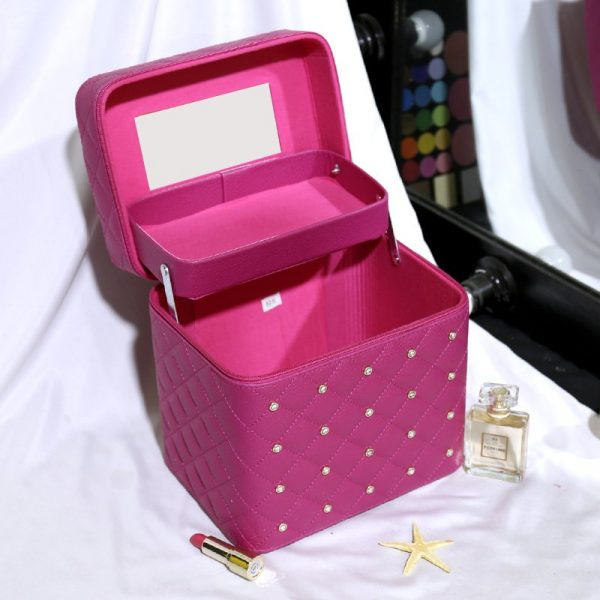 Double Layer Cosmetic Box