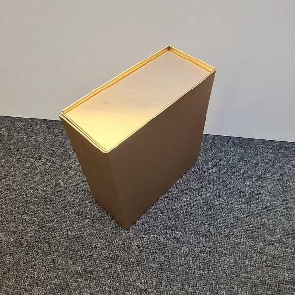 Gold Color Gift Box