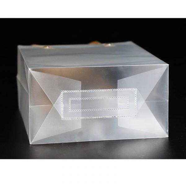 Transparent PVC Gift Bag