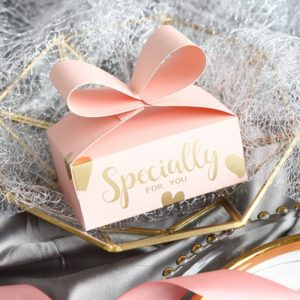 Creative Bow Small Gift Box