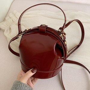 High-end Crossbody Bucket Bag