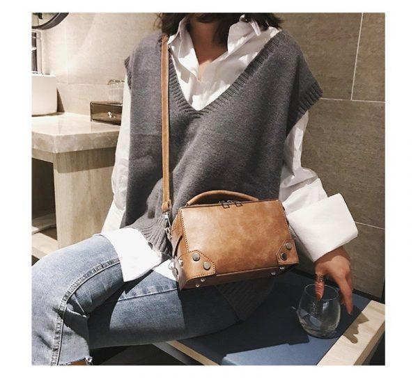 Messenger Small Shoulder Bag