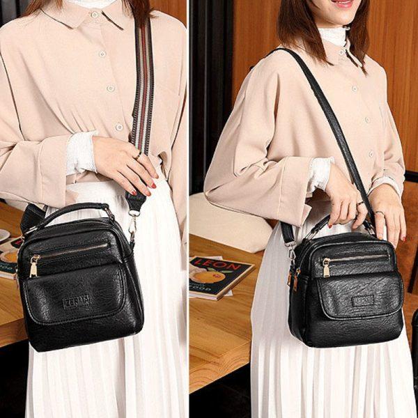 Elegant Casual Shoulder Handbag