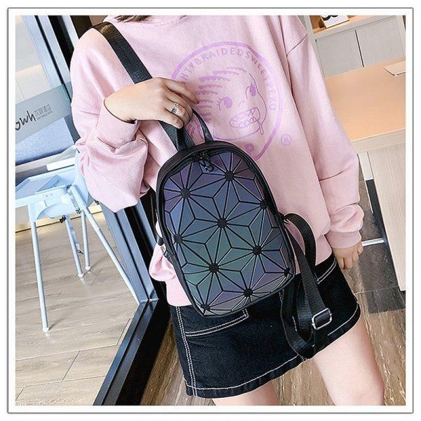 Mini Backpack Laser Design