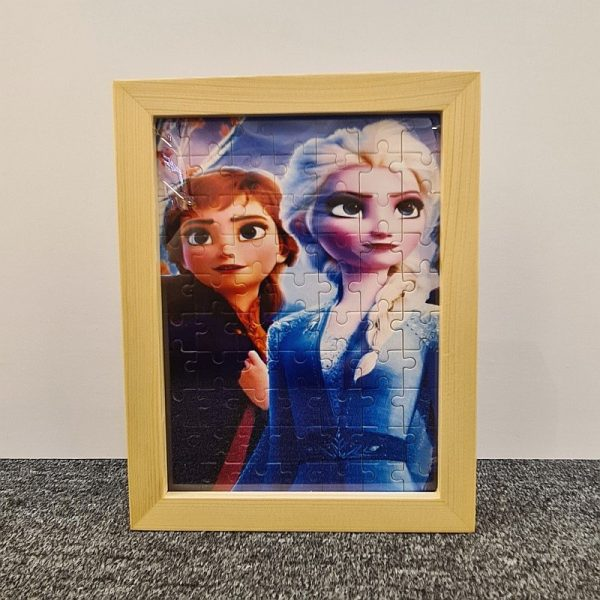 70 Pieces Photo Puzzle